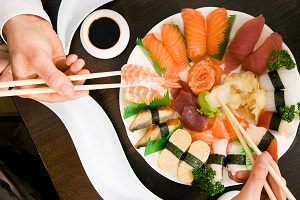 Japanese buffet delivery Singapore
